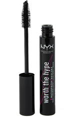 NYX Professional Makeup Worth The Hype Waterproof Mascara  7 ml Nr. 01 - Black