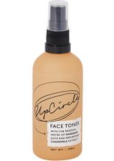 UPCIRCLE BEAUTY - Face Toner with Mandarin and Chamomile - Gesichtswasser & Gesichtsspray