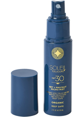 SOLEIL TOUJOURS - Soleil Toujours - + Net Sustain Lsf 30 Organic Set + Protect Micro Mist, 59 Ml – Sonnenspray - one size - FIXIERUNG