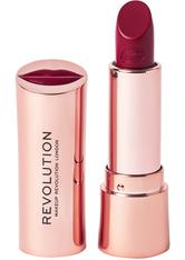 Satin Kiss Lipstick Ruby