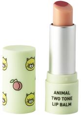 SKIN79 - Animal TwoTone Lip Balm Peach Cat - Getönter Lipbalm
