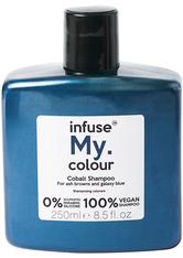MY HAIRCARE - Infuse My. Colour Cobalt Shampoo - SHAMPOO