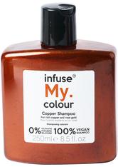 MY HAIRCARE - Infuse My. Colour Copper Shampoo - Shampoo