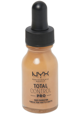 NYX Professional Makeup Total Control Pro Drop Controllable Coverage Foundation 13ml (Various Shades) - Classic Tan