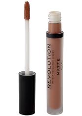 MAKEUP REVOLUTION - Matte Lip Vow 120 - Liquid Lipstick