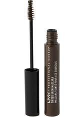 NYX Professional Makeup Tinted Brow Mascara Augenbrauengel  6.5 ml Nr. 05 - Black