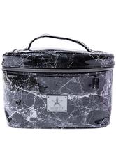 Black Marble Travel Bag