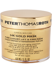 PETER THOMAS ROTH - 24K Gold Mask - CREMEMASKEN
