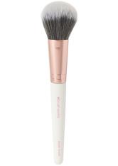 INVOGUE Produkte Brushworks - Blush Brush White & Gold Pinsel 1.0 pieces