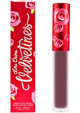 Lime Crime Matte Velvetines Lipstick (Various Shades) - Teddy Bear