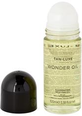 Tan-Luxe Gesicht Wonder Oil Mittel-Dunkel Selbstbräuner 100.0 ml