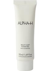 ALPHA-H Beauty Sleep Power Peel Gesichtspeeling 50 ml