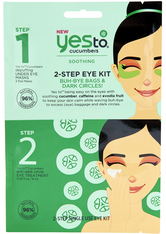 Cucumbers 2Step Buh Bye Bags & Dark Circles Eye Kit