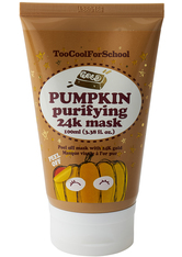 TOO COOL FOR SCHOOL - Pumpkin Purifying 24K Mask - TUCHMASKEN