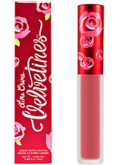 Lime Crime Velvetine Matte Lipstick 2.6ml Cherub (Peachy Rose Pink)