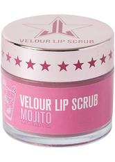 JEFFREE STAR COSMETICS - Velour Lip Scrub - Mojito - LIPPENPEELING