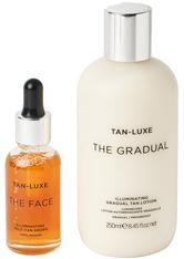 TAN-LUXE - The Face and The Gradual Duo LightMedium - Selbstbräuner