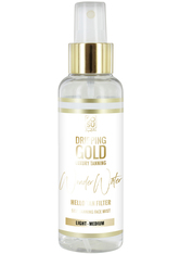 SOSU BY SUZANNE JACKSON - Dripping Gold Wonder Water Self Tanning Facial Mist - Light Medium - SELBSTBRÄUNER