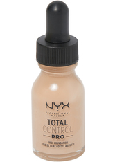 NYX Professional Makeup Total Control Pro Drop Controllable Coverage Foundation 13ml (Various Shades) - Light Ivory