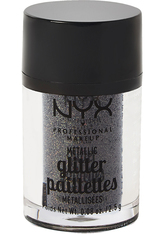 NYX Professional Makeup Glitter Paillettes Metallic Glitzer 2.5 g Nr. 06 - Style Star