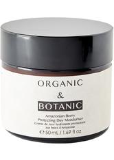 ORGANIC & BOTANIC - Organic & Botanic Amazonian Berry Protecting Tagescreme 50 ml - TAGESPFLEGE