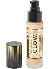Conceal & Glow Foundation F9