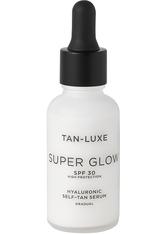 TAN-LUXE - Tan-Luxe Super Glow SPF30 Hyaluronic Self-Tan Serum 30ml - Serum