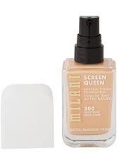 Screen Queen Foundation 210W Golden Shell