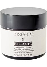 ORGANIC & BOTANIC - Organic & Botanic Madagascan Coconut Preserving Tagescreme  50 ml - Tagespflege