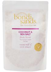 Bondi Sands Tropical Rum Coconut and Sea Salt Body Scrub 150g