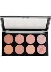 MAKEUP REVOLUTION - Makeup Revolution - Makeup Palette - Ultra Blush Palette - Hot Spice - Rouge