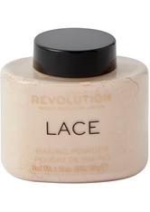 Revolution - Puder - Loose Baking Powder - Lace