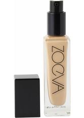 ZOEVA Authentik Skin Foundation  Flüssige Foundation 30 ml Nr. 090C Charismatic