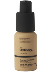 The Ordinary Coverage Foundation with SPF 15 by The Ordinary Colours 30 ml (verschiedene Farbtöne) - 2.0YG