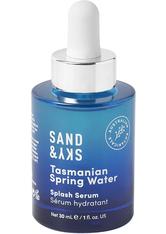 SAND & SKY - Sand & Sky - Tasmanian Spring Water - Splash Serum - Feuchtigkeitsserum - Serum