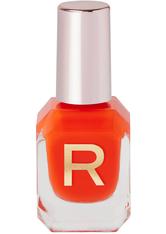 MAKEUP REVOLUTION - Makeup Revolution High Gloss Nail Polish Pop - NAGELLACK
