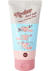 Holika Holika - Gesichtsreiniger - Pig Clear Dust Out Deep Cleansing Foam
