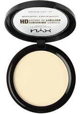 NYX PROFESSIONAL MAKEUP - NYX Professional Makeup High Definition Finishing Powder (Various Shades) - Banana - GESICHTSPUDER