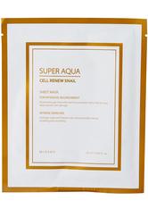MISSHA Super Aqua Cell Renew Snail Hydro-Gel Sheet Mask 28g