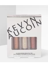 KEVYN AUCOIN - Kevyn Aucoin Beauty Kaleidochrome Cream Foil Trio - LIDSCHATTEN
