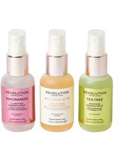 Revolution Skincare Gesichtspflegesets Mini Essence Spray-Kollektion: So beruhigend Gesichtspflege 150.0 ml