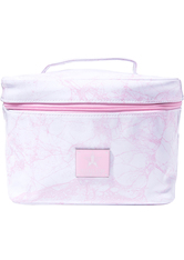 White Marble Travel Bag