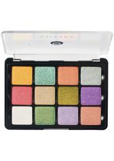 VISEART - 12 Coy Eyeshadow Palette - LIDSCHATTEN