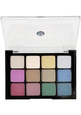 VISEART - 09 Bijoux Royal Shimmer Eyeshadow Palette - LIDSCHATTEN