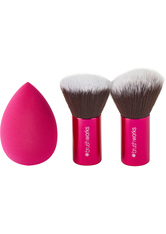 INVOGUE Produkte Brushworks - HD Complexion & Make-up Kit Make-up Pinsel 1.0 pieces