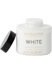 Makeup Revolution - Puder - Baking Powder - Bake & Finish
