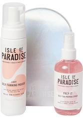 Isle of Paradise Prep + Tan Bundle Light