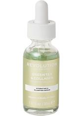 REVOLUTION SKINCARE - Green Tea And Collagen Serum - SERUM