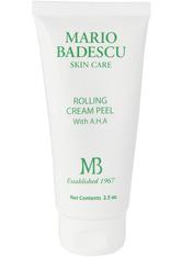 Mario Badescu Produkte Rolling Cream Peel w/A.H.A. Gesichtspeeling 73.0 ml
