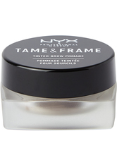 NYX Professional Makeup Tame & Frame Tinted Brow Pomade Augenbrauengel  5 g Nr. 04 - Espresso